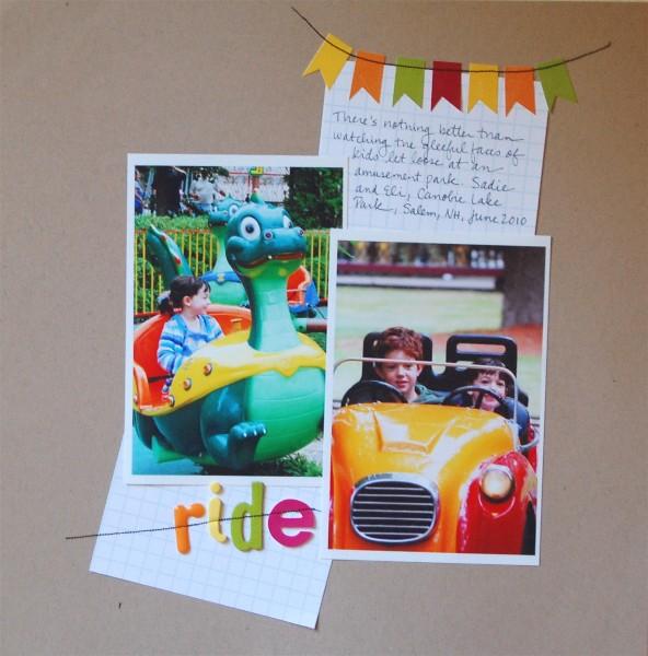 Ride | Vivian Masket