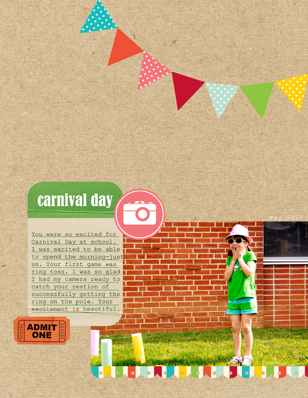 Carnival Day | Marie Taylor