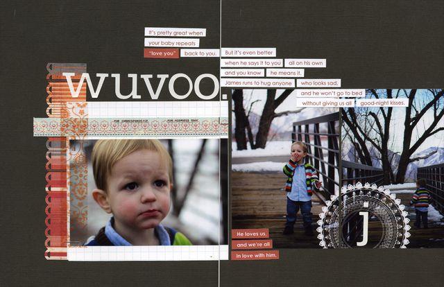 Wuvoo | Autumn Baldwin
