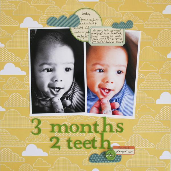3 Months | Francine Clouden