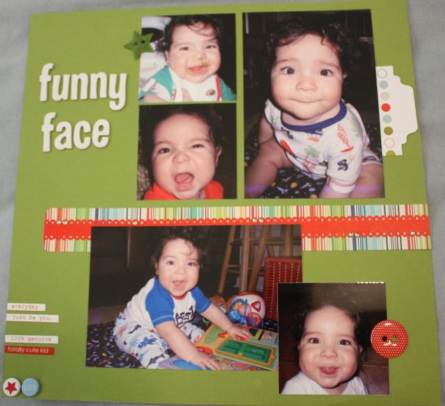 Funny Face | Jen Wozab