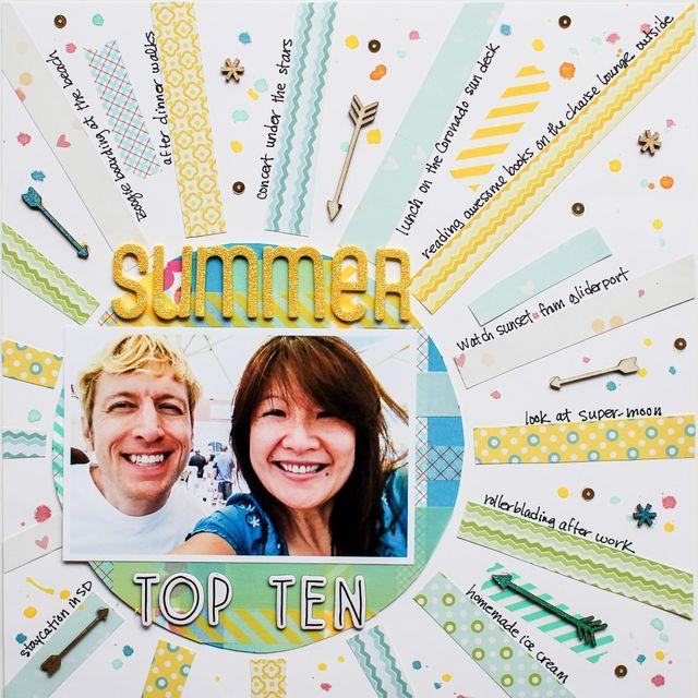 Summer Top Ten   Christine Newman