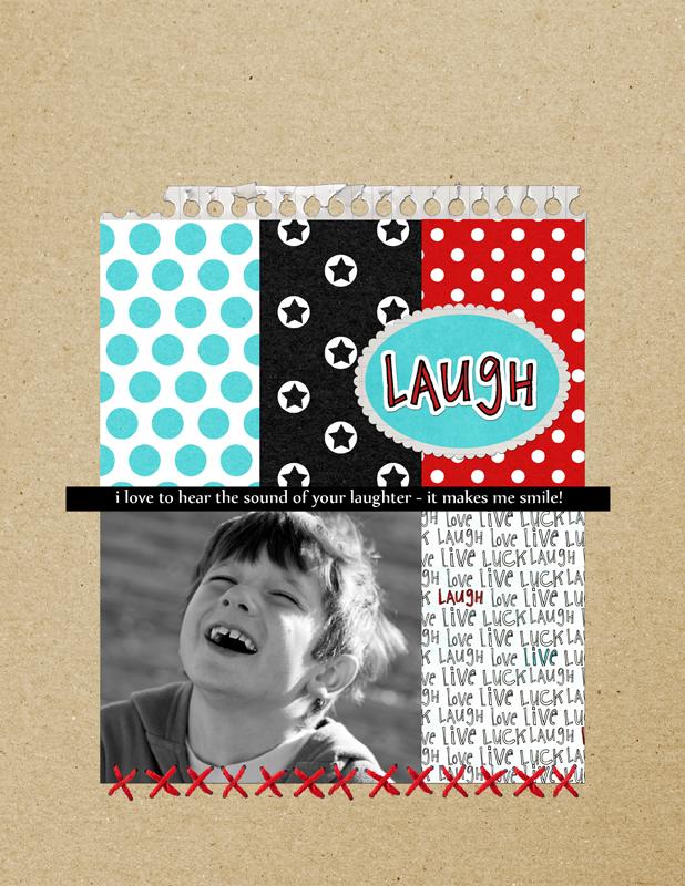 Laugh | Celeste Smith