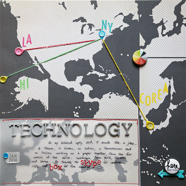 Technology | Cristina C. Scrap