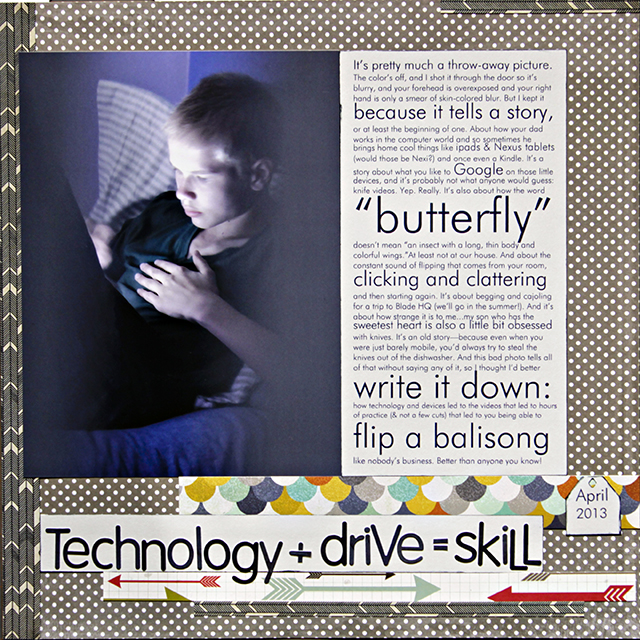 Technology + Drive | Amy Sorensen