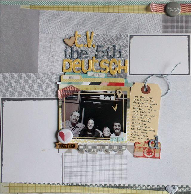 T.V. The 5th Deutsch |Aliza Deutsch