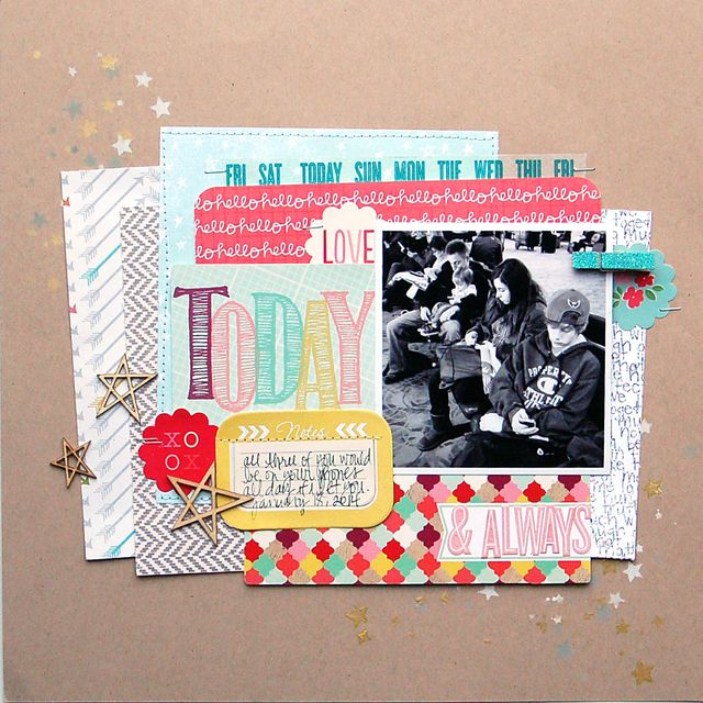 Today and Always| Amy Coose