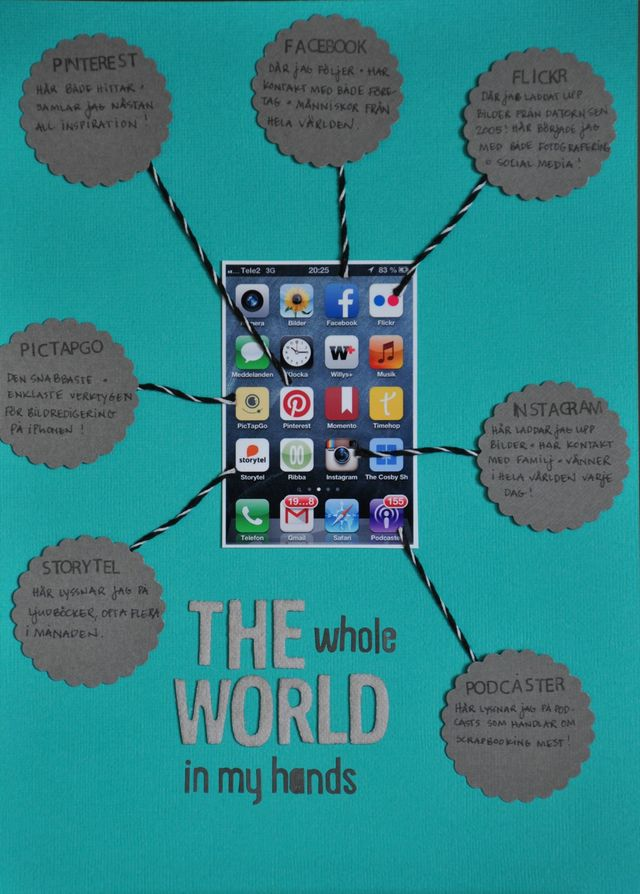 The Whole World in My Hands | Lisa Ottosson