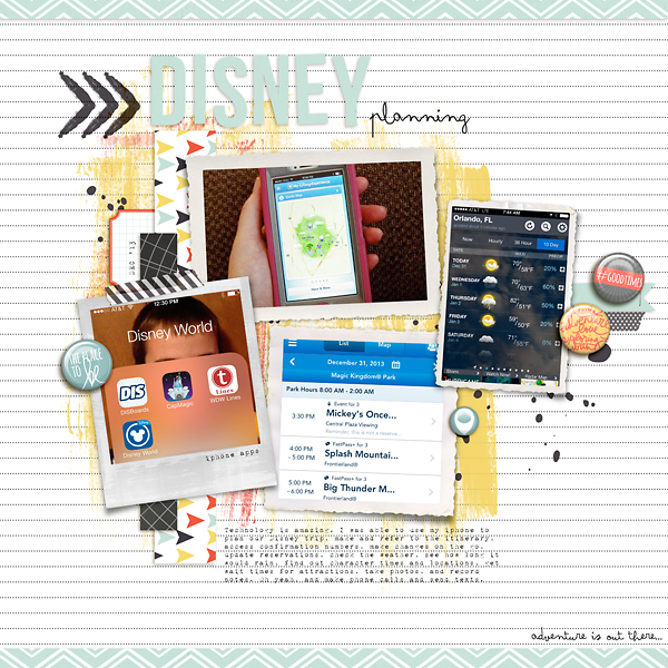 Disney Planning | Carey Bridges