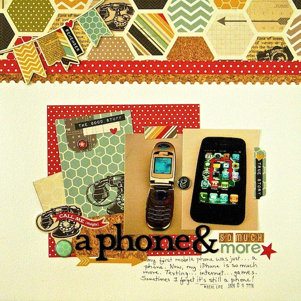 A Phone & So Much More | Sue Althouse