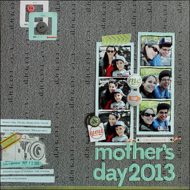 Mother's Day 2013 | Aliza Deutsch
